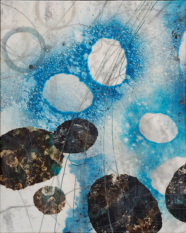 Mizu (Water) 2 –original artwork by David Owen Hastings