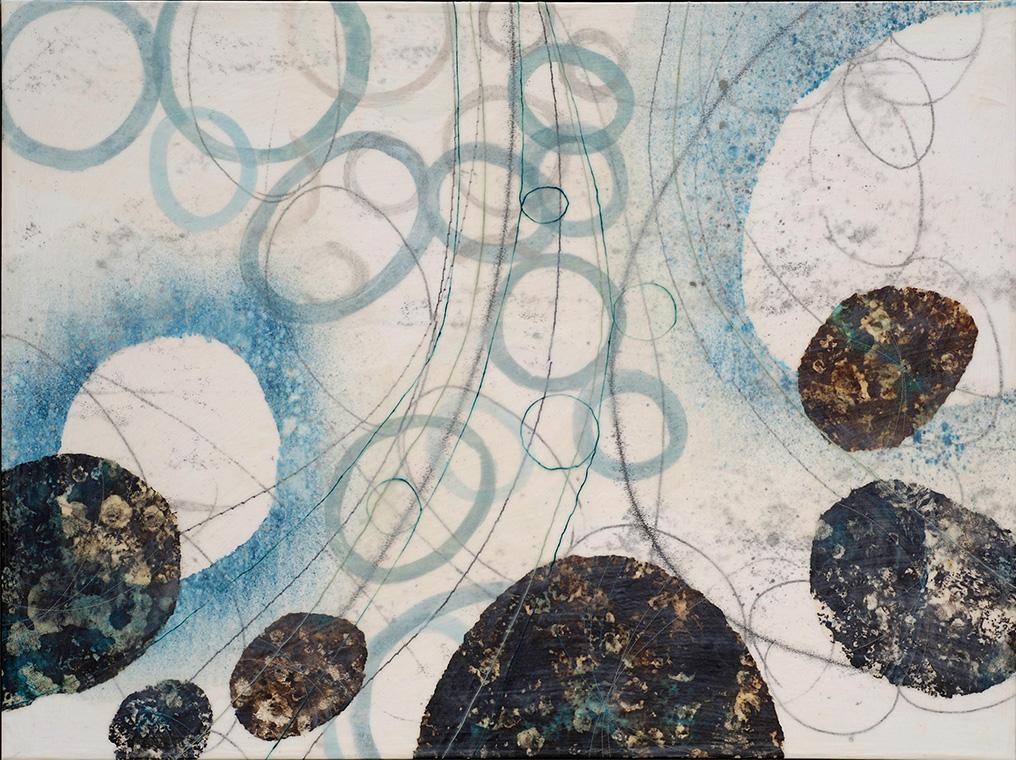 Mizu (Water) 3 –original artwork by David Owen Hastings