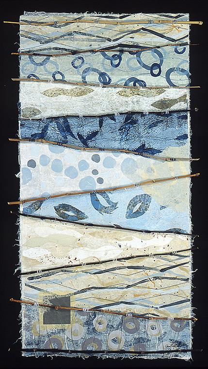 Ocean Bleu –original artwork by David Owen Hastings